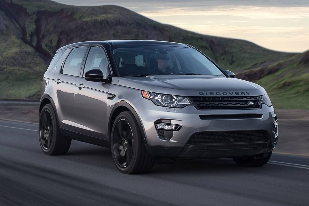 New land rover discovery evo fb
