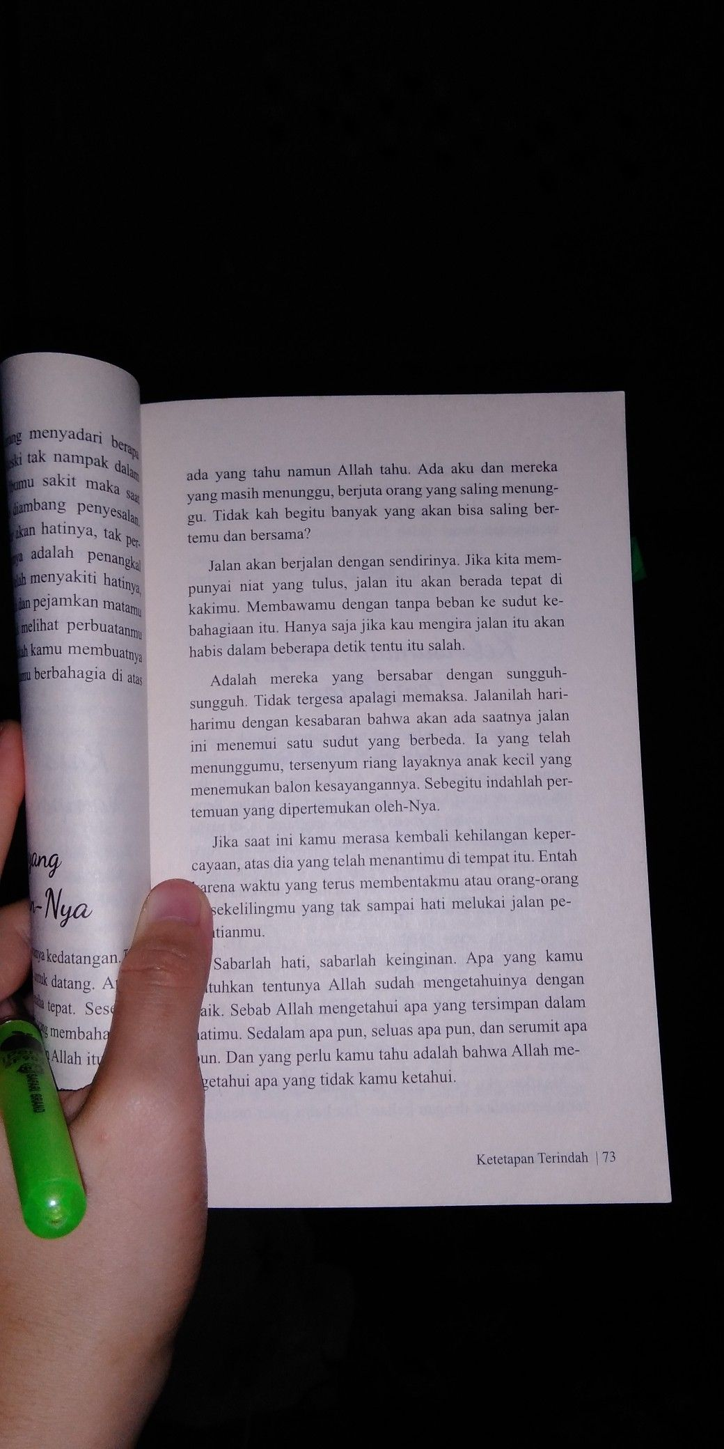 Pin Oleh Antares 30 Di Punya Orang Kutipan Buku Kata Kata Indah Kata Kata