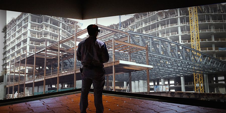 Bim 3d Virtual Reality Construction Industry Embraces New Opportunities Virtual Reality Design Building Information Modeling Bim