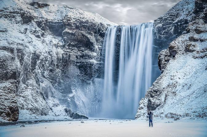 Guided Glacier Lagoon Tour 2018 Reykjavik Iceland Pinterest