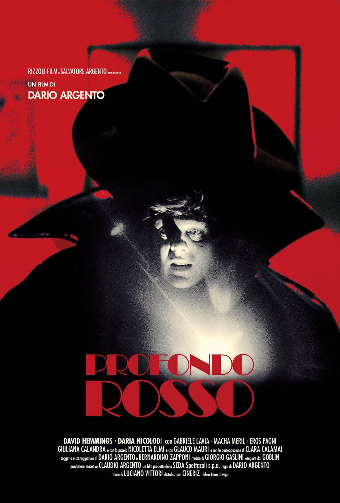 85anti | Horror movie posters, Dario argento, Top horror movies