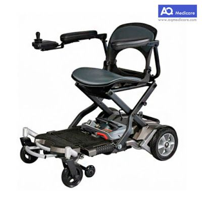 Aq Medicare Power Lightweight Wheelchair Whc8219 With Images