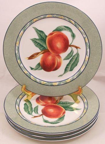 4-Victoria-Beale-LAmour-Plates-Salad-or-Dessert-Plates