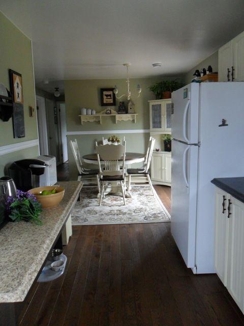 New paint Job Dining Room Set