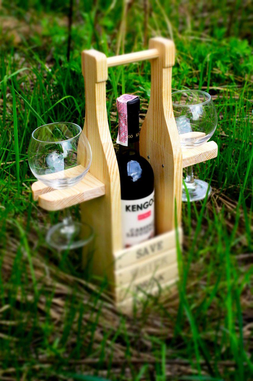 Подставка для бутылки вина своими руками фото 154
