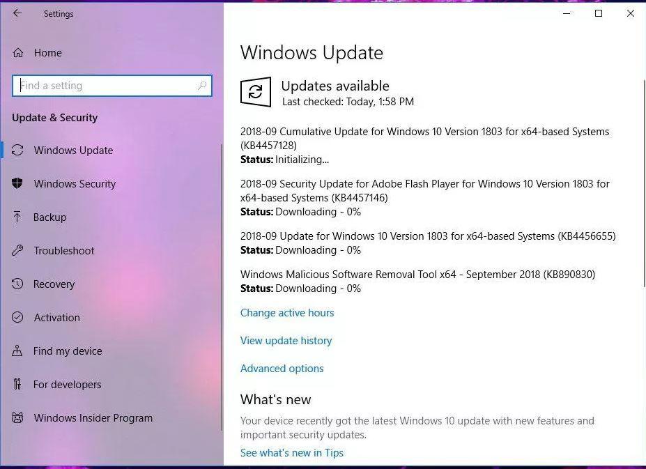 Windows 10 Offline Update Download 2018