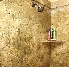 faux granite shower wall panels shower wall surrounds ever dream of having the look of