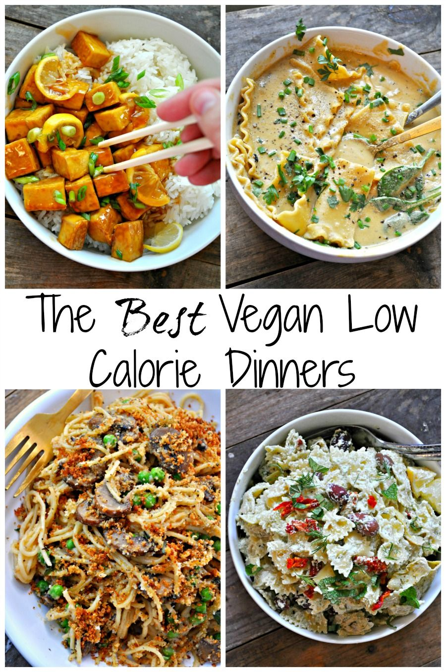 The Best Vegan Low Calorie Recipes Recipes From Rabbit And