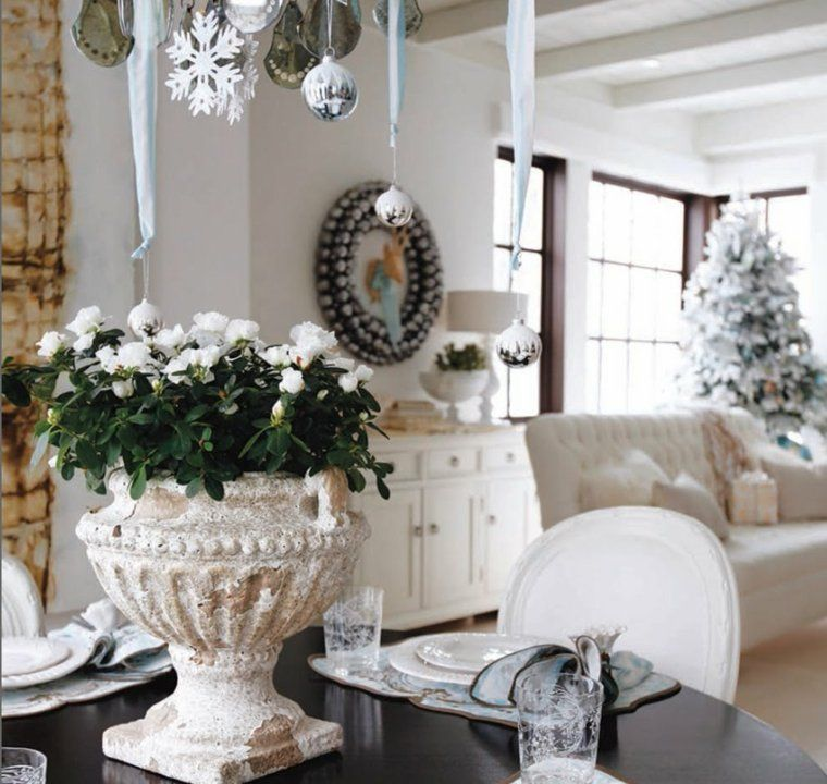 Agencement d coration maison noel interieur no l for Decoration noel interieur