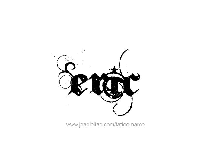 Eric Name Tattoo Designs Name Tattoo Designs Tattoo Designs Name Tattoos