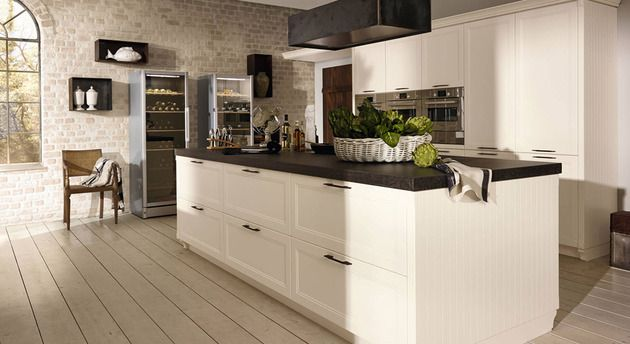 Alno Kitchen Gets Cooking With Three Ovens, Two Wine Coolers And - alno küchen grifflos