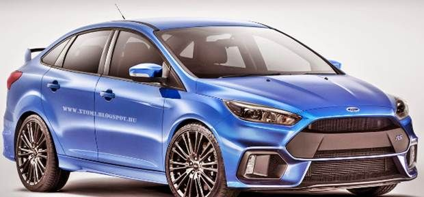 2020 Ford Focus Rs Redesign Ford Focus Sedan Ford Focus Rs