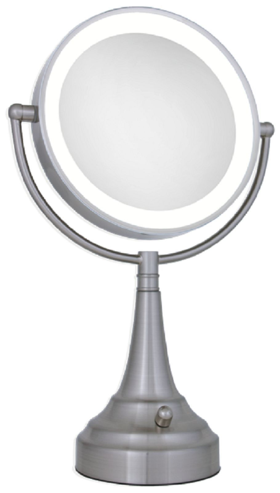 Zadro 1x 10x cordless corded led lighted vanity makeup mirror zadro 1x 10x cordless corded led lighted vanity makeup mirror ledsv410 new aloadofball Image collections