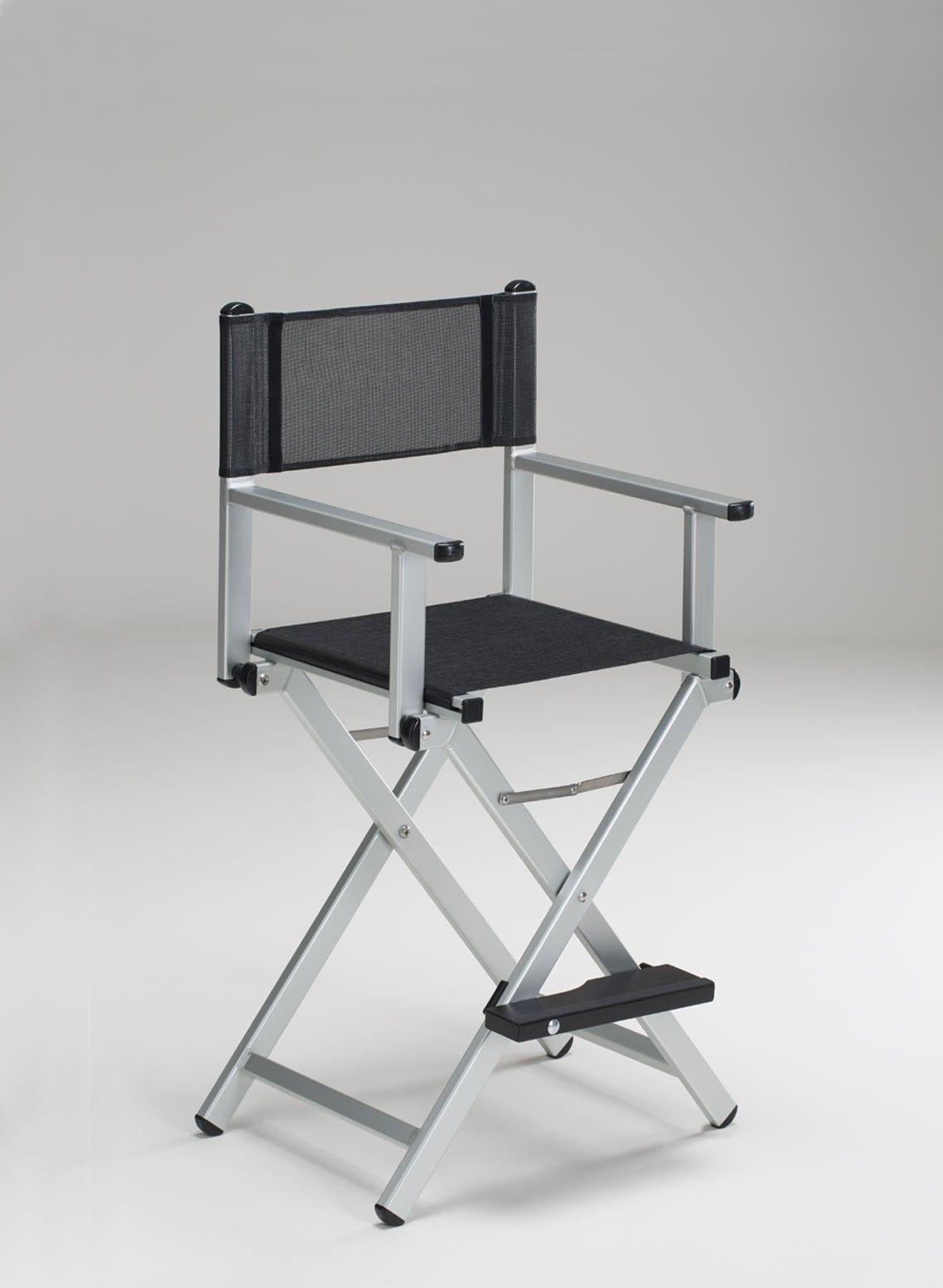 Sedia Da Regista In Alluminio Da Trucco Makeup Chair Chair Makeup Artist Chair