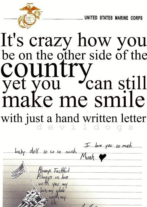 I still have every letter (hand-written  email) that my husband - love letter to my husband