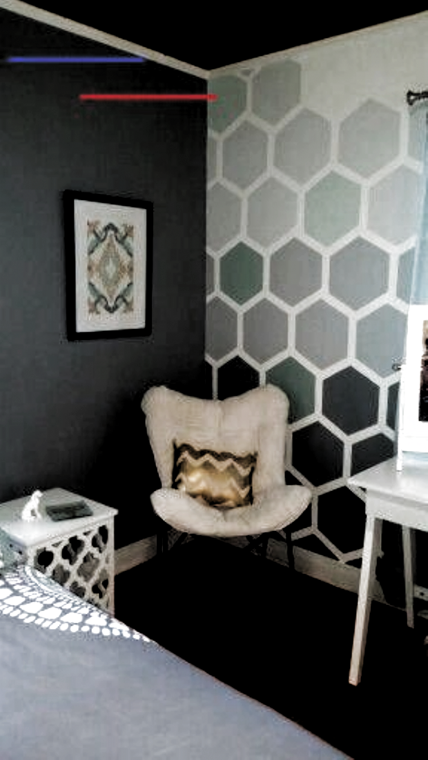 Pin By Practically Basic On Game Room Inspiration In 2020 Accent Wall Accent Walls In Living Room Simple Bathroom Decor