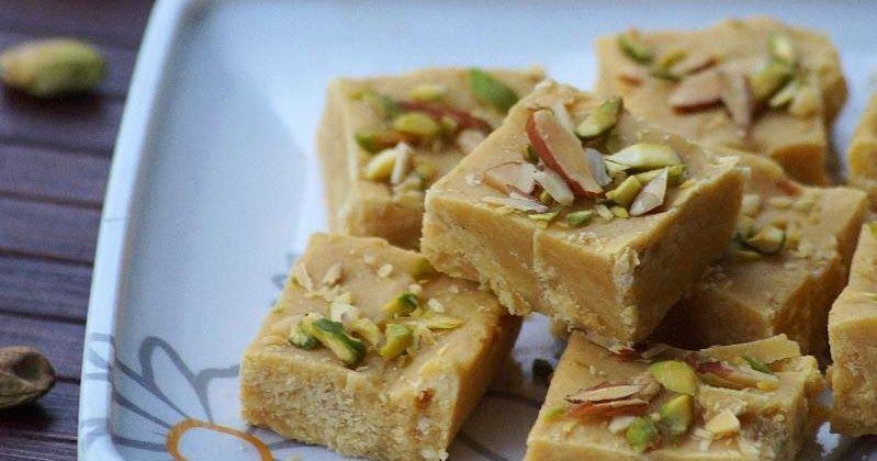 Blend With Spices Besan Condensed Milk Burfi Recipe How To Make Besan Milkmaid Burfi Diwali Swee Burfi Recipe Mohanthal Recipe Sweets Recipes Easy