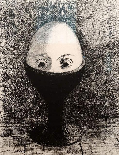 Exposition Fantastique L Estampe Visionnaire De Goya A Redon