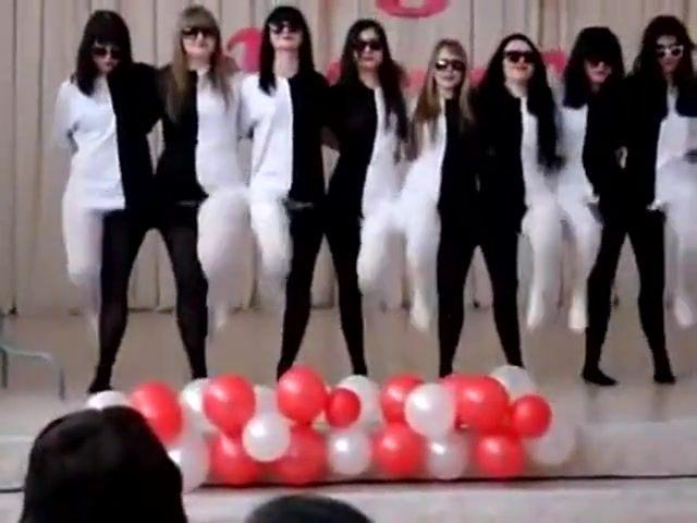 Funny Interpretive Dance - Talent Show 2017 - YouTube |Talent Show Funny