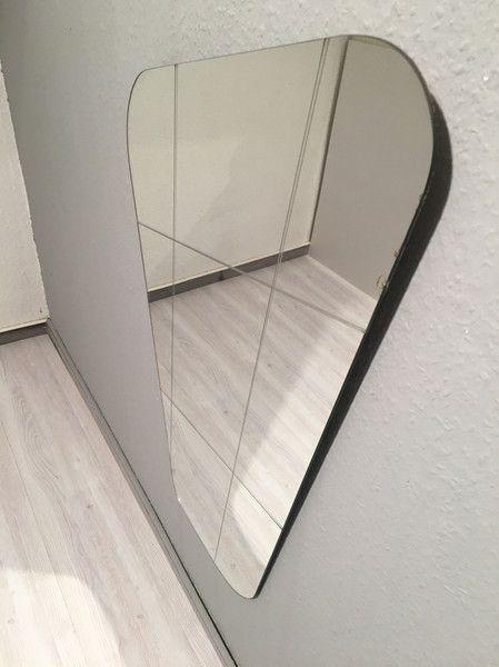 Vintage Tische - stylischer Spiegel  *Mid Century - ein Designerstück von Mid-Century-Frankfurt bei DaWanda