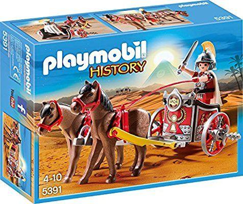 Playmobil 5391 Romer Streitwagen Spielzeugfigur Spielzeug Ebay