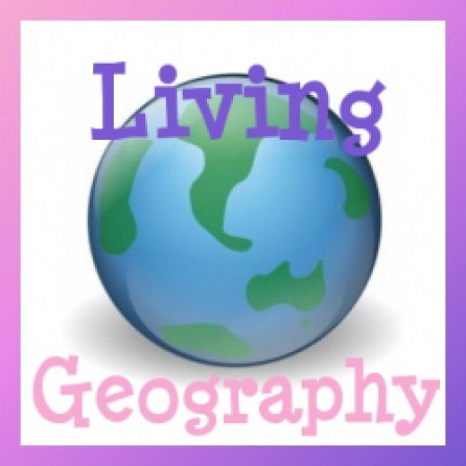 living geography -- a Charlotte Mason approach to teaching homeschool geography