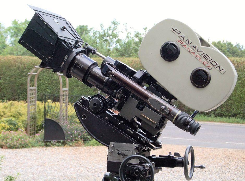 Panavision Camera Star Wars : Panavision g panaflex film film cinema camera camera