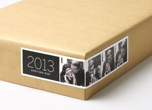 To/From Gift Strips | Pinhole Press