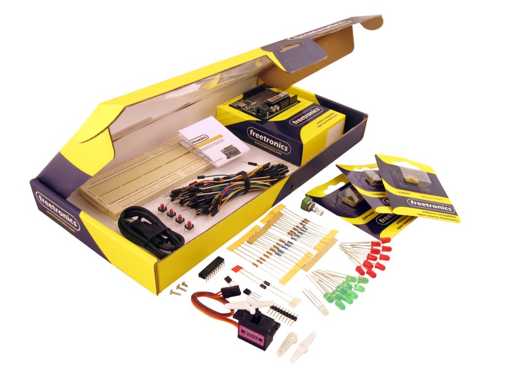 Experimenter S Kit For Arduino