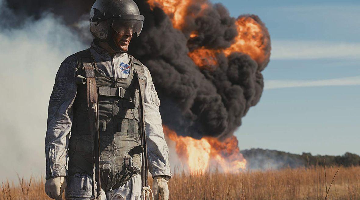 Pierwszy człowiek | 2018 movies, Neil armstrong, Ryan gosling