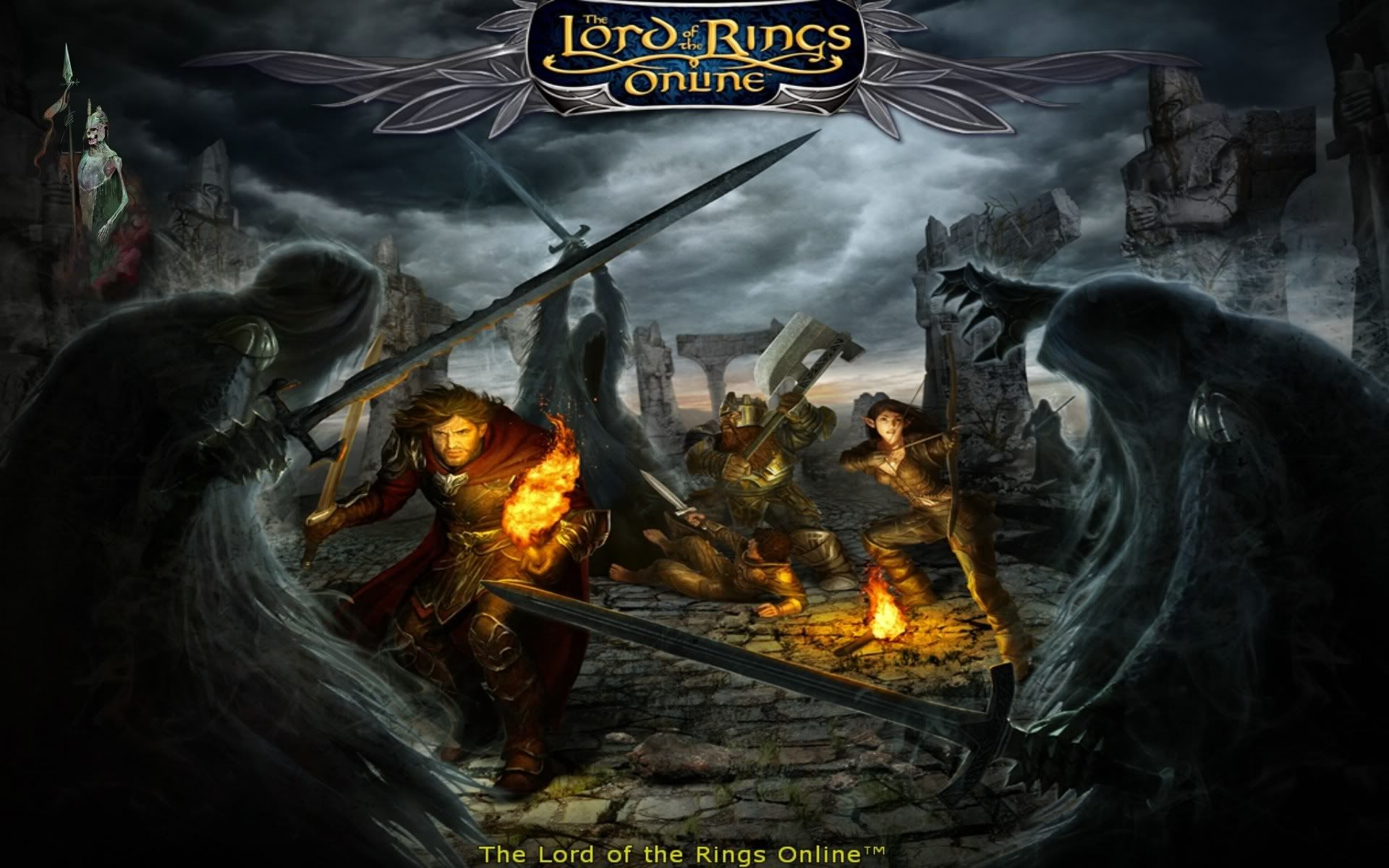 Lotro Rise Of Isengard Lord Of The Rings Lord Rings Online