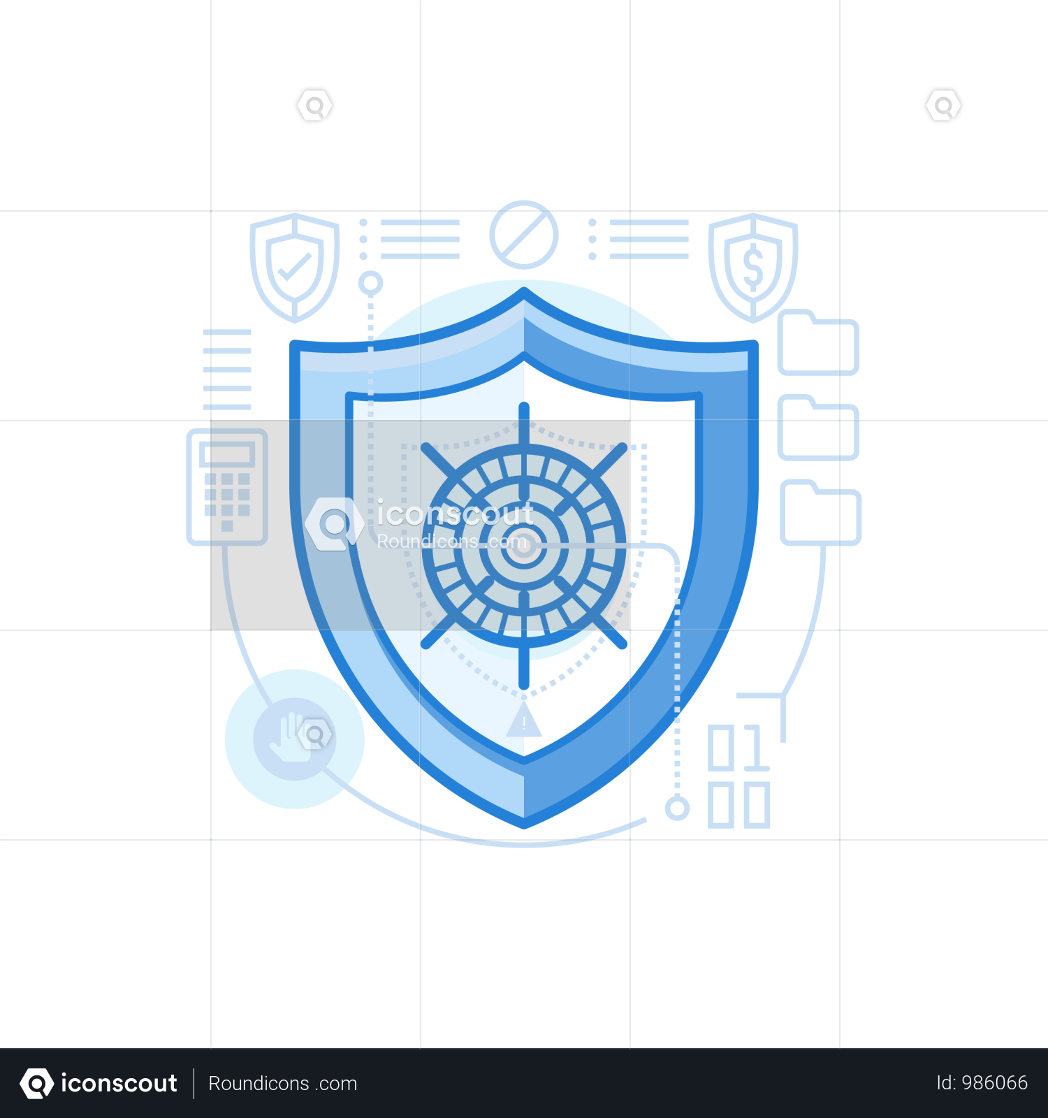 Premium Security Concept Illustration Download In Png Vector Format Web Development Design Concept Flat Design Illustration