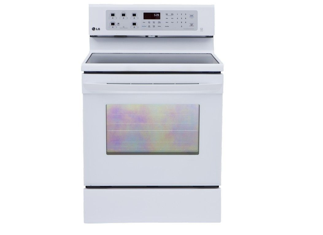 Consumerreports Org Electric Smoothtop Ranges Lg Lre3083sw