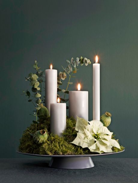 Photo of 25 Advent Wreaths You Can Make Your Own | Femina