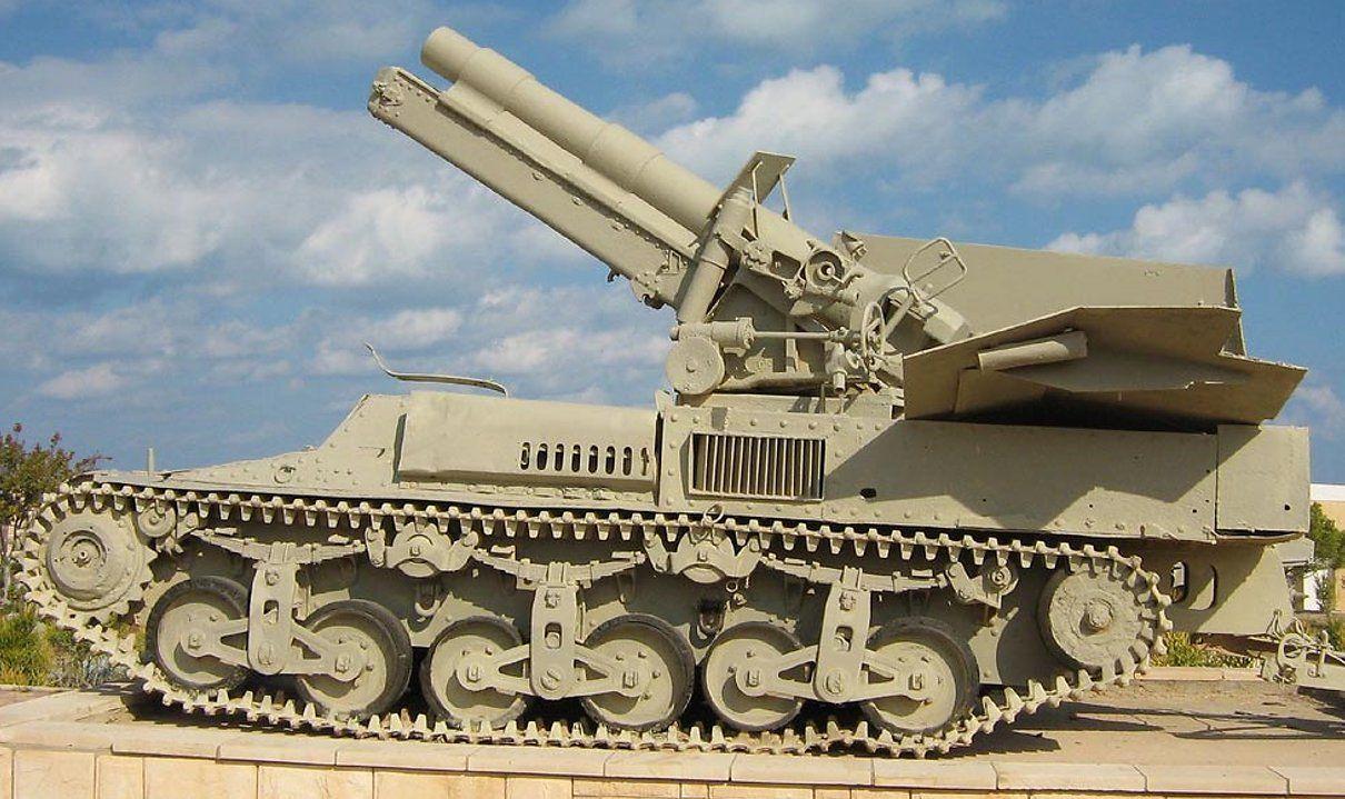 el-alamein-war-museum-15cm-lorraine-spg.jpg (1210×719)