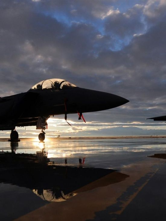 F-15 Eagle Fighter Jet