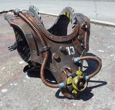 homemade post apocalyptic armor - Google Search