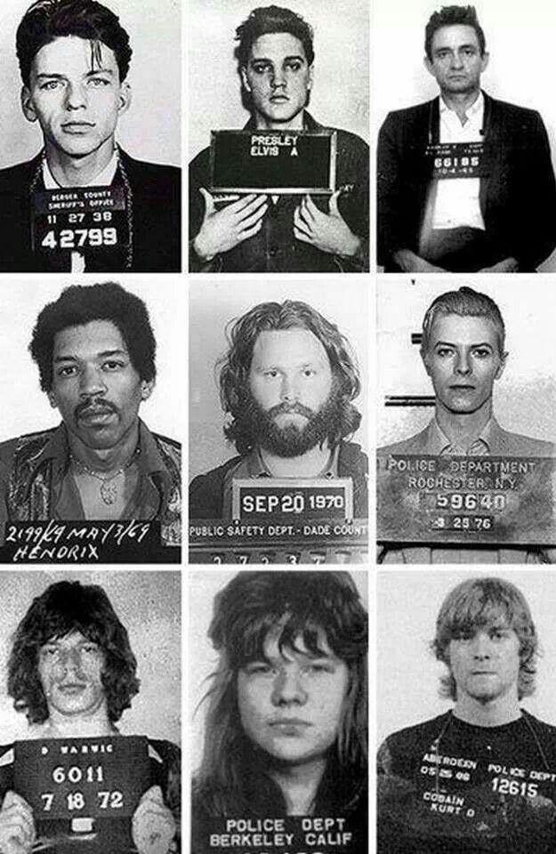 Sex drugs and rocknroll in berkeley