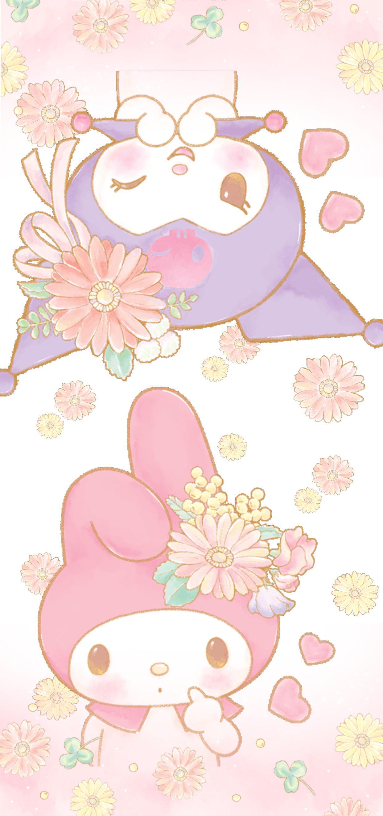 𝕄𝕪 𝕄𝕖𝕝𝕠𝕕𝕪 𝕂𝕦𝕣𝕠𝕞𝕚 𝕨𝕒𝕝𝕝𝕡𝕒𝕡𝕖𝕣 クロミ 壁紙 刺繍 図案 マイメロ 壁紙