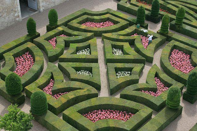 Gardens At Chateau Villandry Garden Planning Renaissance Gardens Landscape Design