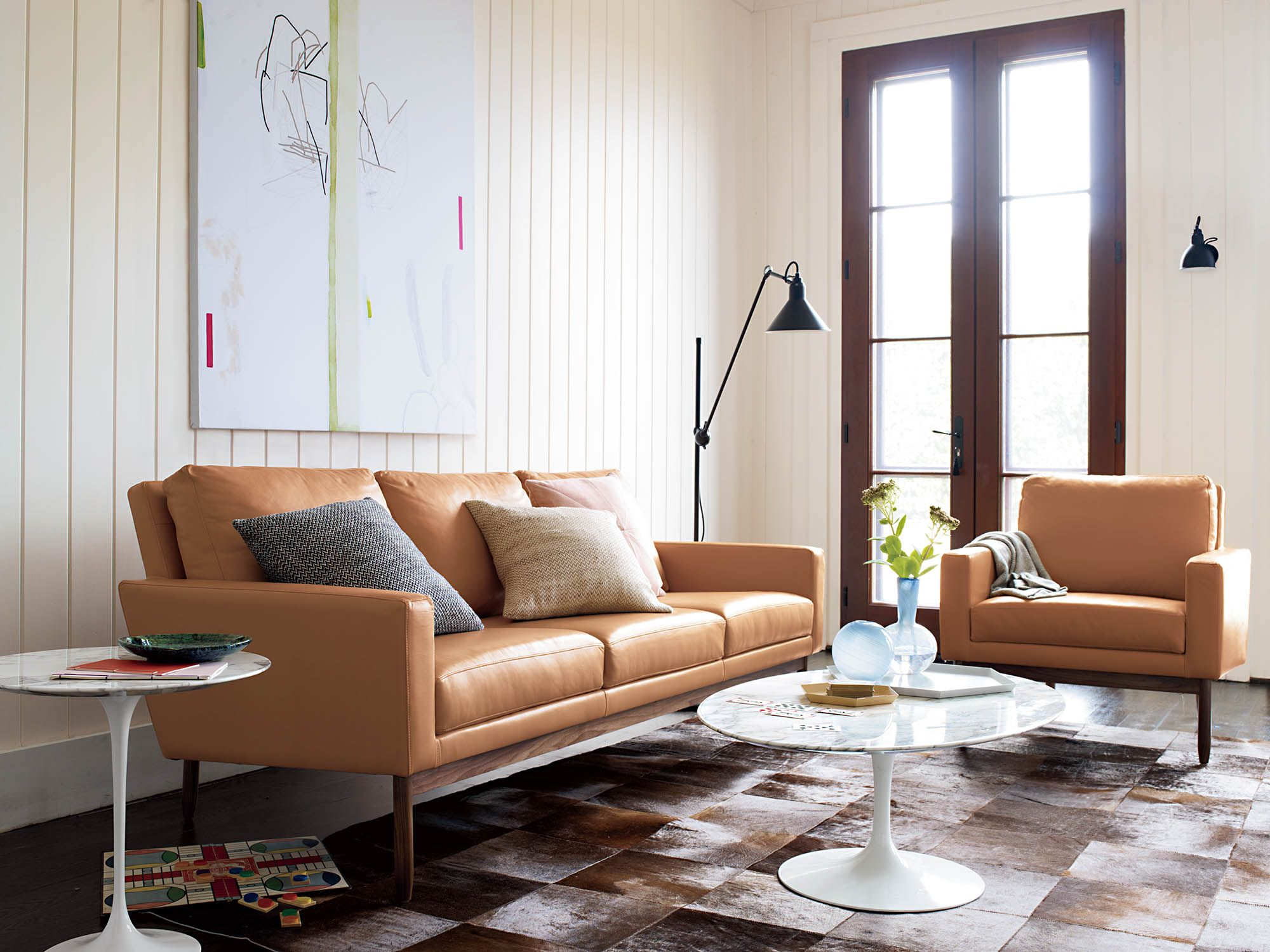 Exceptionnel Raleigh Sofa Collection, Designed By Jeffrey Bernett And Nicholas Dodziuk