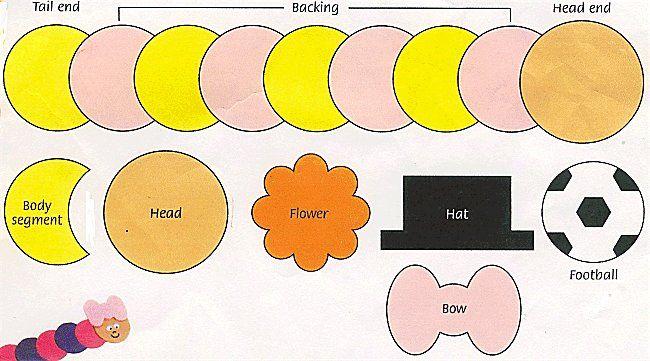 bookworm bookmark template | Party Ideas | Pinterest | Bookmark ...