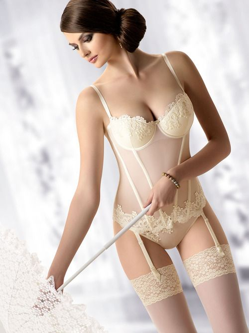 Consider, Sexy nude bridal lingerie are