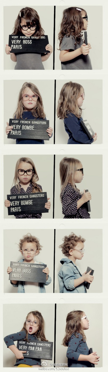 Very French Gangsters Funny pictures for kids, Kids