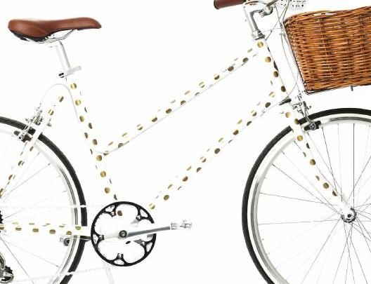 The most beautiful bike! #ClippedOnIssuu from Adore dec jan final