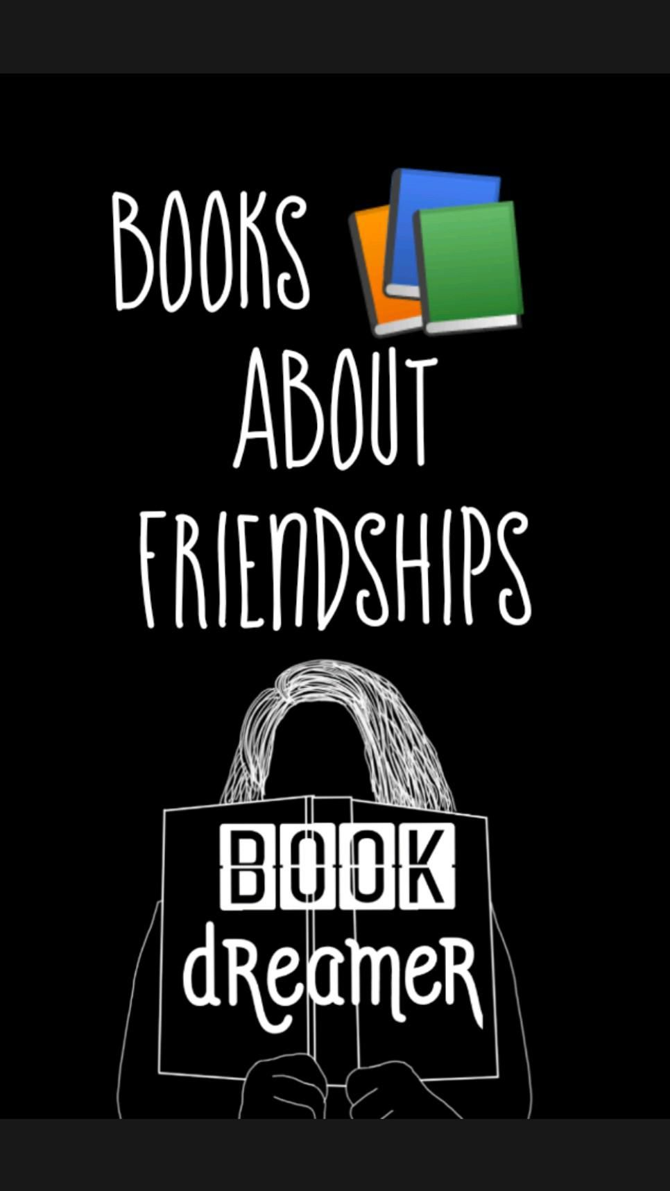 Books 📚 about friendships