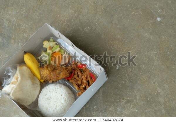 find nasi kotak lunch box mixed rice stock images in hd and millions of other royalty free stock photos illustrations and vectors in the pinterest