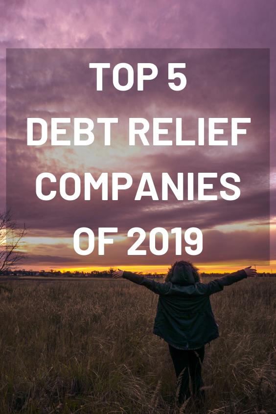 Top 5 Debt Relief Companies - Debt relief companies, Debt