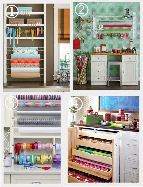 paper storage.  Darn you Martha Stewart.  I saw this in one of your mags and I want one along with my craft room.