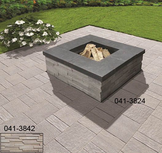 FOYER EXTERIEUR FLAMKO Code BMR  041-3842 For the Home - Dalle De Beton Exterieur